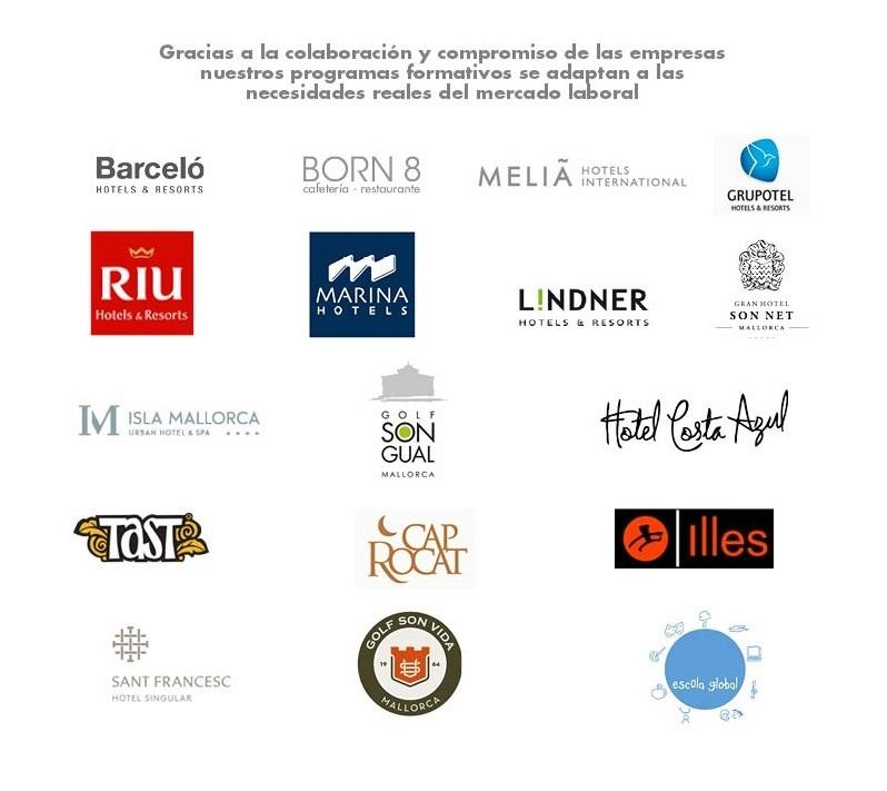 Empresas colaboradoras esment escola professional - Empresas colaboradoras ...