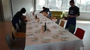 Preparando un gran banquete!