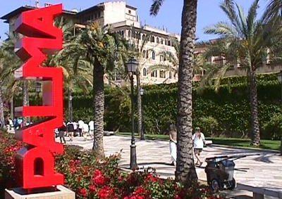 Salida Palma centro – práctica idiomas Formación Dual