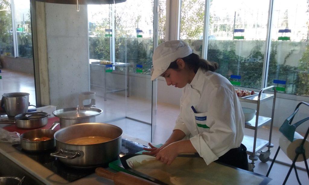 Esment escola professional participa en el 1er concurso for Escuela de cocina mallorca