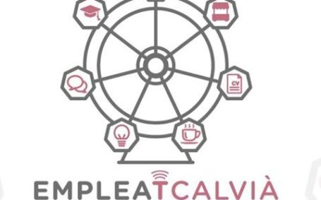 Participando en  #EmpleaTcalvia