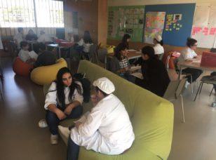 Fomentando el aprendizaje cooperativo
