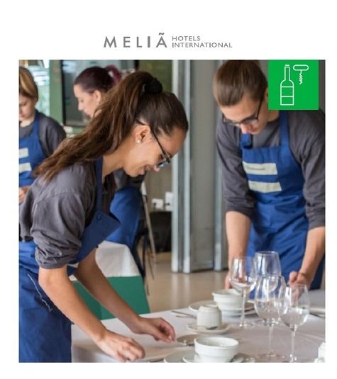 Una oportunidad única para aprender y trabajar disfrutando en Melià Hoteles International / Esment Escola Professional