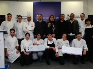 María Ángeles García, de la Escuela de Hostelería Benahavís, ganadora del Premio de jóvenes promesas de Alta CocinaLe Cordon Bleu Madrid