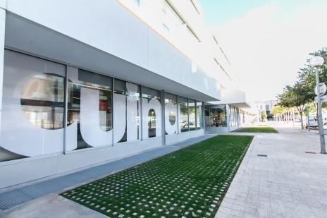 """El edificio de la Escola, premio """"ciutat de Palma"""""""