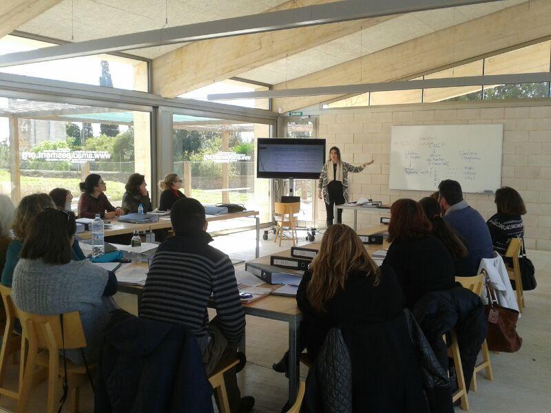 Curso CP Docencia de la Formación Profesional para el Empleo (SSCE0110)
