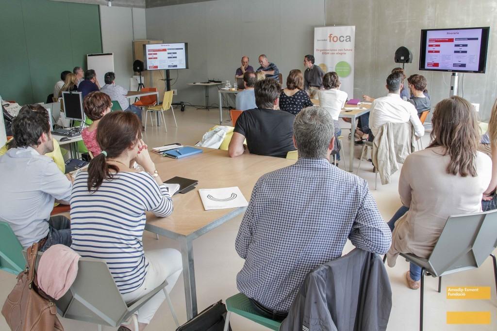 Las jornadas FOCA se celebran en Esment Escola Professional