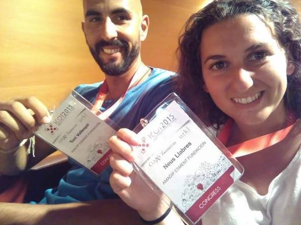 International Conference On Thinking 2015 en Bilbao