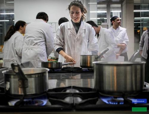 Pruebas actitudinales Formación Dual Técnico de Cocina