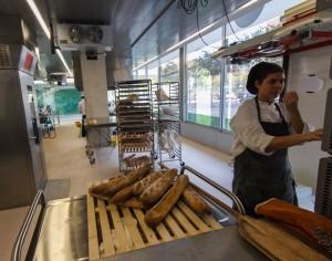 Haciendo pan – Obrador
