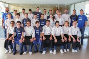 Promoción 2015-2016 curso Prelaboral