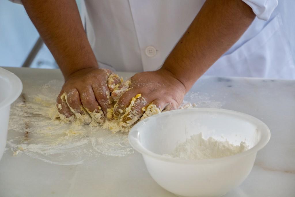 Pruebas actitudinales curso Formación Dual panadería y pastelería (inicio curso octubre 2015)