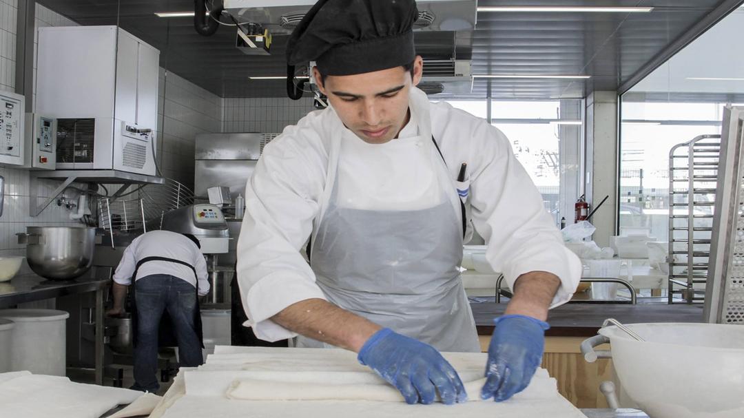 curso de pastelería y panadería
