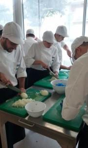 Cebolla time – curso de Formación Dual cocina