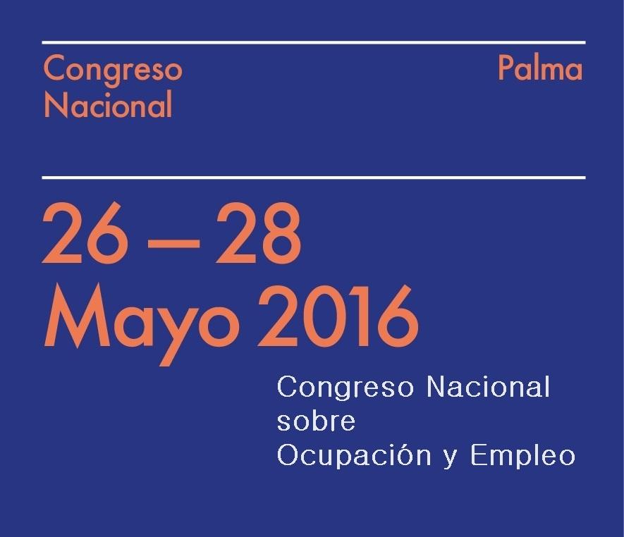 Congreso Nacional sobre Ocupación y Empleo