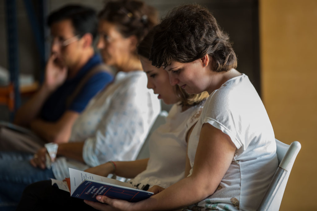 Los aprendices de Formación Dual participan con sus testimonios en el Congreso Nacional sobre Ocupación y Empleo