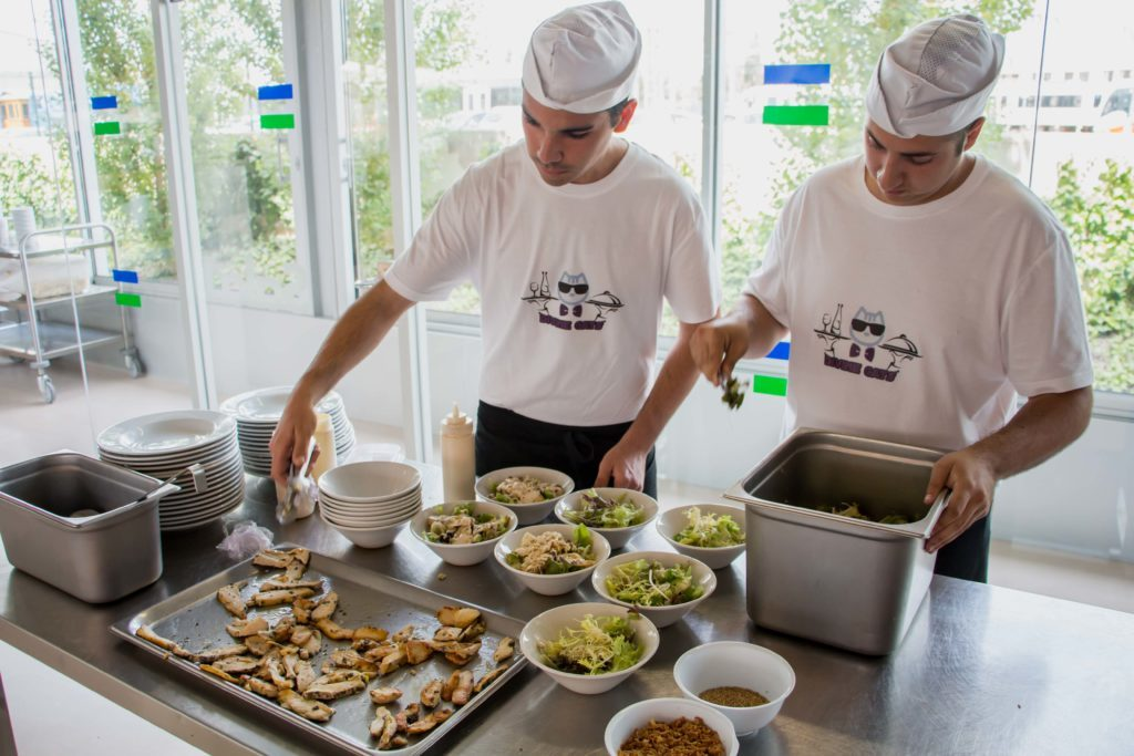 Proyecto catering verano 2016