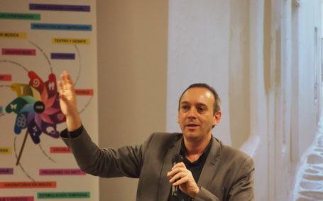 Visita de Javier Bahón – Estrategia de aprendizaje innovador