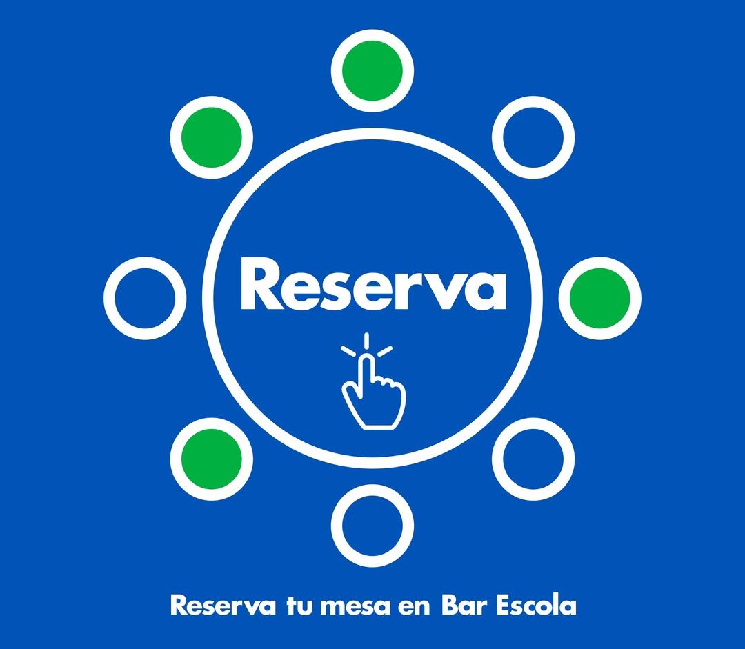 Reservas Bar Escola