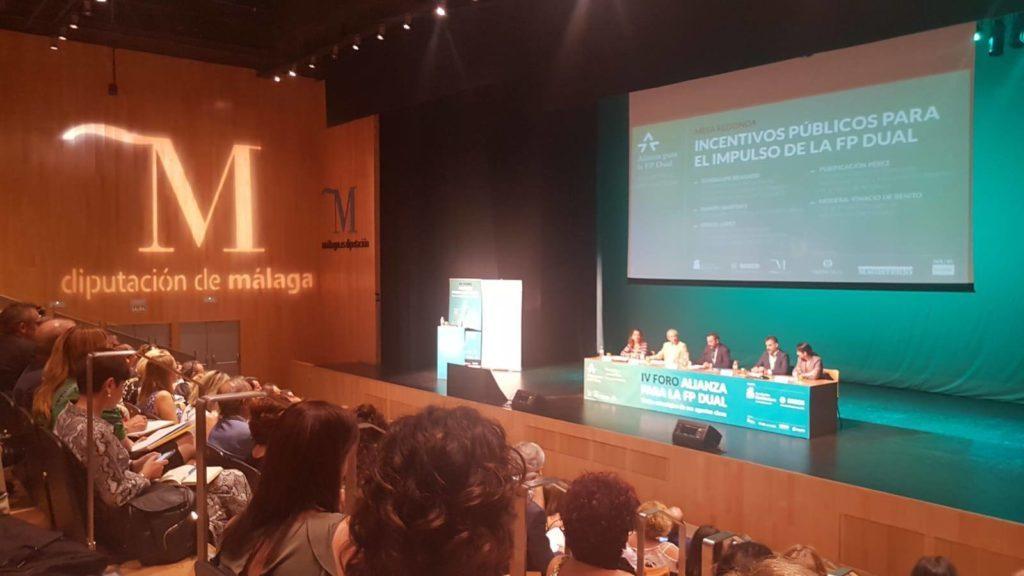 IV #ForoAFPDual en Málaga