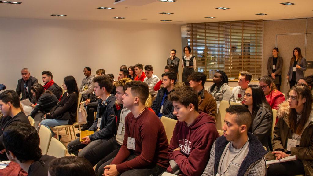 El #StartDayFormaciónDual reúne a 30 jóvenes en el Meliá Palma Marina