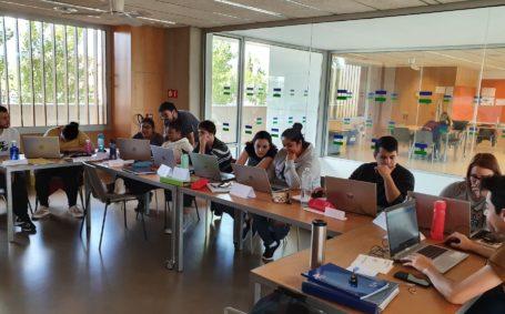 Proyecto de negocio de los aprendices de último año de Formación Dual
